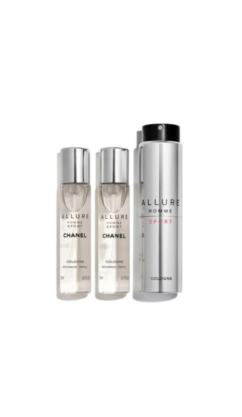 CHANEL - Cologne Refillable Travel Spray | HoltRenfrew.com