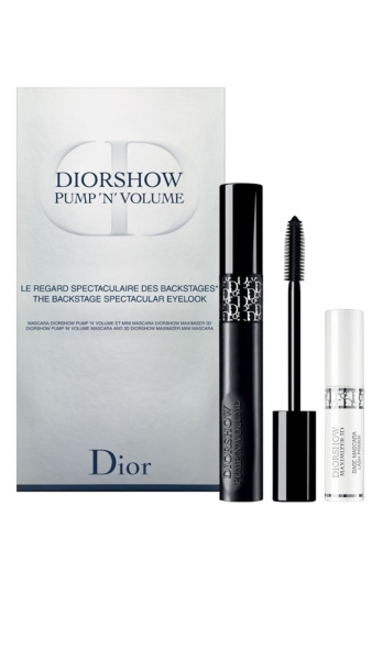 DIOR - Diorshow Pump'N'Volume Mascara Set | HoltRenfrew.com