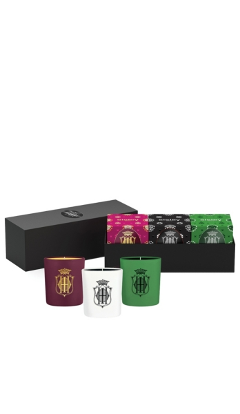 SISLEY-PARIS - The Trio Candle Set - Limited Edition | HoltRenfrew.com