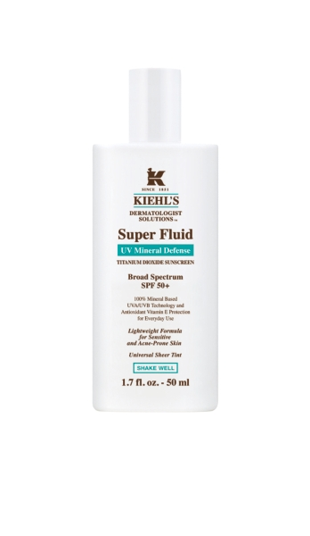 KIEHL'S - Super Fluid UV Mineral Defense SPF 50+ | HoltRenfrew.com