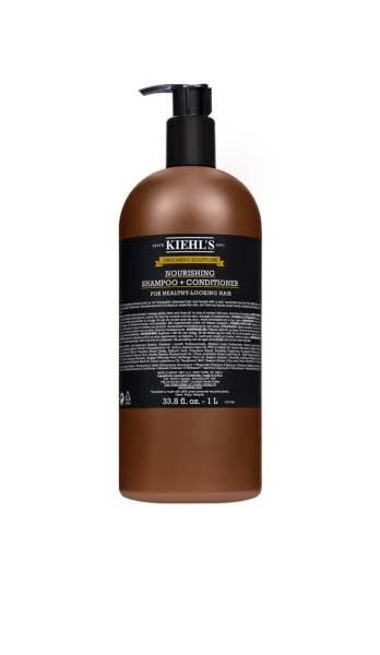 KIEHL'S - Grooming Solutions Nourishing Shampoo + Conditioner | HoltRenfrew.com