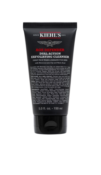 KIEHL'S - Age Defender Dual-Action Exfoliating Cleanser | HoltRenfrew.com
