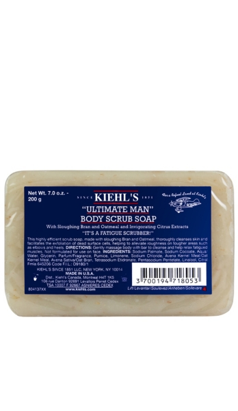 KIEHL'S - Ultimate Man Body Scrub Soap | HoltRenfrew.com