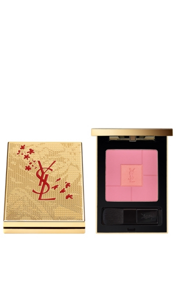 YVES SAINT LAURENT - Blush Volupté - Hope & Joy Chinese New Year Special Edition | HoltRenfrew.com