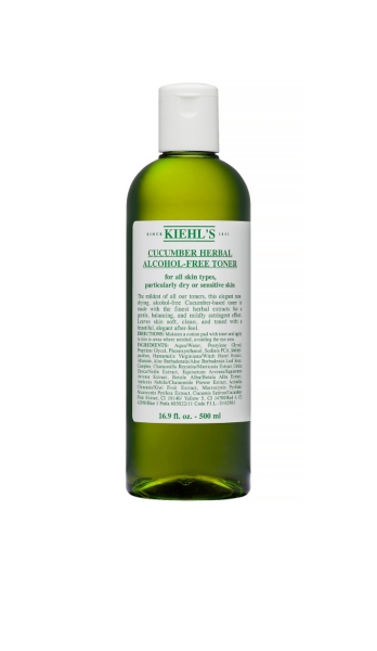 KIEHL'S - Cucumber Herbal Alcohol-Free Toner | HoltRenfrew.com