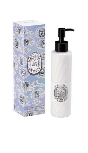DIPTYQUE - Limited Edition Eau Rose Hand and Body Lotion | HoltRenfrew.com