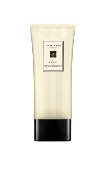 JO MALONE LONDON - Geranium & Walnut Exfoliating Shower Gel | HoltRenfrew.com