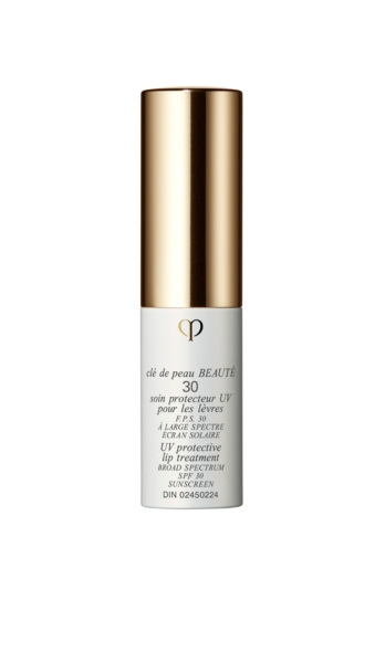 CLÉ DE PEAU BEAUTÉ - UV Protective Lip Treatment SPF 30 | HoltRenfrew.com