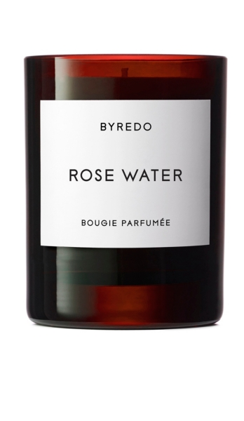 BYREDO - Rose Water Candle | HoltRenfrew.com