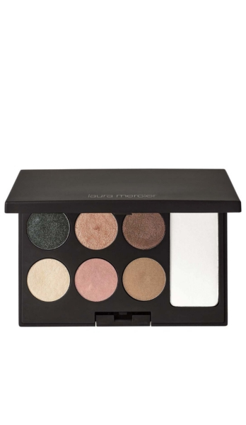 LAURA MERCIER - Boheme Chic Eye Clay Palette  | HoltRenfrew.com