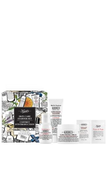 KIEHL'S - Skin Care Starter Set - All Skin Types | HoltRenfrew.com