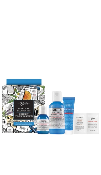 KIEHL'S - Skin Care Starter Set - Oil-Free | HoltRenfrew.com