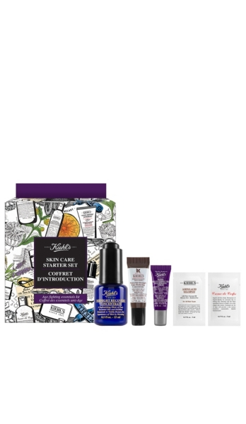 KIEHL'S - Skin Care Starter Set - Anti-Aging | HoltRenfrew.com