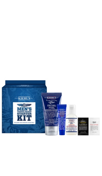 KIEHL'S - Men's Travel-Ready Starter Kit | HoltRenfrew.com
