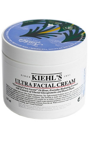 KIEHL'S - Ultra Facial Cream - Earth Month Limited Edition | HoltRenfrew.com