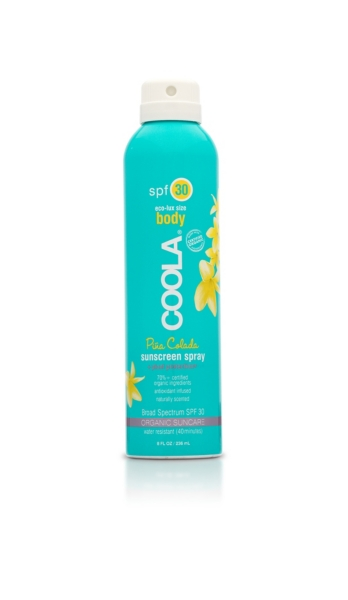 COOLA - Pina Colada Body Sunscreen Spray SPF 30 | HoltRenfrew.com