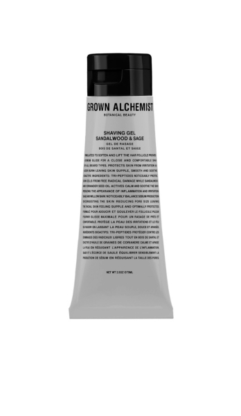 GROWN ALCHEMIST - Shaving Gel: Sandalwood & Sage  | HoltRenfrew.com
