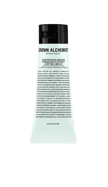 GROWN ALCHEMIST - Age-Repair Gel Masque: Pomegranate Extract & Peptide Complex  | HoltRenfrew.com