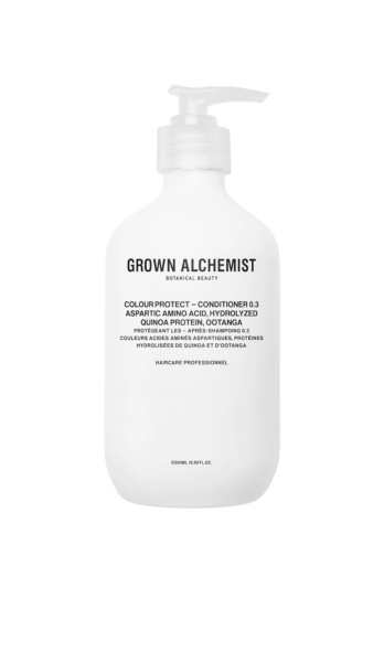GROWN ALCHEMIST - Colour Protect Conditioner: Asparactic Amino Acid, Hydrolyzed Quinoa Protein, Ootanga  | HoltRenfrew.com