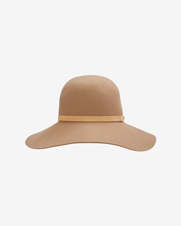rag & bone Dunaway Felt Hat: Khaki | Shop