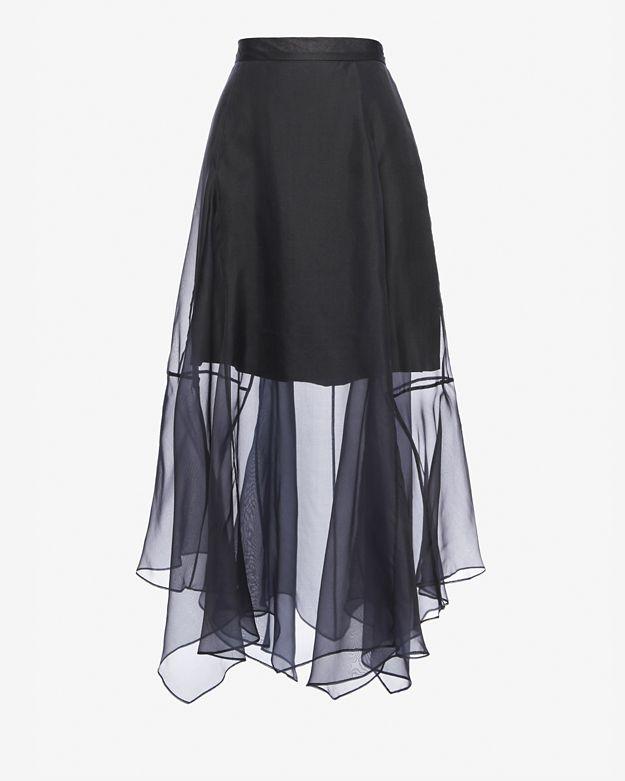 Marissa Webb Yasmin Organza Skirt