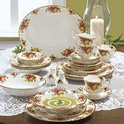 Royal Albert® Old Country Roses Serveware