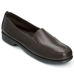 Soft Style® by Hush Puppies Heaven Leather Slip-On Shoes