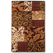Emporia Washable Rectangular Rug