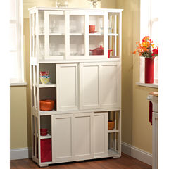 Kitchen Cabinet Stackable Storage Units