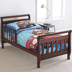 DaVinci Sleigh Toddler Bed - Cherry