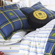 John Deere® Tire Accent Pillow