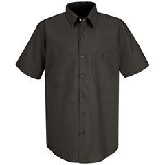 Red Kap® SP24 Durastripe Shirt–Big & Tall