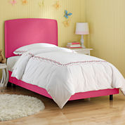 Molly Upholstered Headboard or Bed