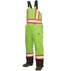 Work King High-Visibility Overalls