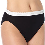 Jockey® Classic 3Pk French-Cut Panties - 9480 Plus