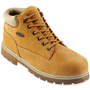 Lugz Mens Lace Up Work Boots