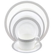 Nikko® Greek Key Bone China Dinnerware Collection