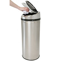 iTouchless® 8-Gal. Automatic Trash Can