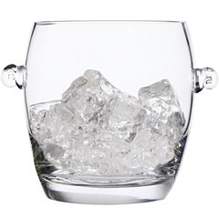 Michelangelo Collection By Luigi Bormioli Glass Ice Bucket