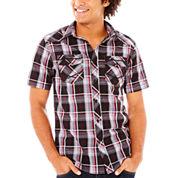 Chalc® Short-Sleeve Woven Shirt