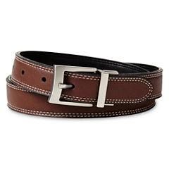 IZOD® Contrast Stitch Reversible Belt - Boys
