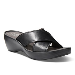 Eastland Candice Womens Slide Sandals