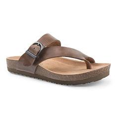 Eastland Shauna Womens Slide Sandals