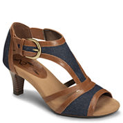 A2 by Aerosoles Waterspowt Womens Heeled Sandals