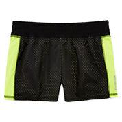 Reebok® Studio Shorts - Girls 7-16