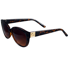 Adrienne Vittadini   Full Frame Cat Eye Sunglasses-Womens