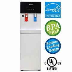 NewAir Pure Spring WAT40W BPA Free Hot Cold BottomLoading Water Dispenser