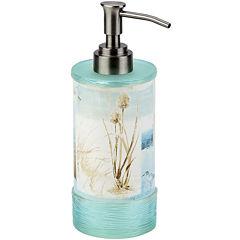 Avanti Blue Waters Soap Dispenser