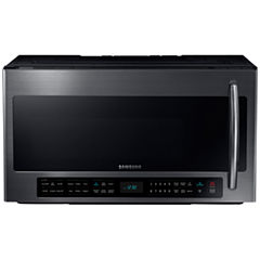 Samsung 2.1 Cu. Ft. Over-the-Range Microwave with Multi-Sensor Cooking