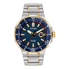 Citizen® Eco-Drive® Endeavor Mens Sport Watch AW1424-54L